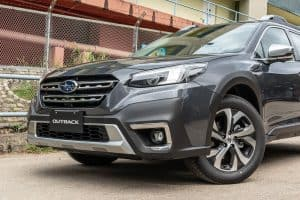 Read more about the article Can A Subaru Outback Be Flat Towed?