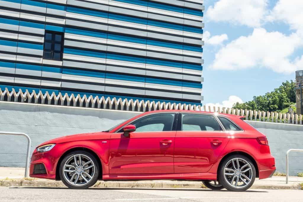 Audi A3 40 TFSI Test Drive Day