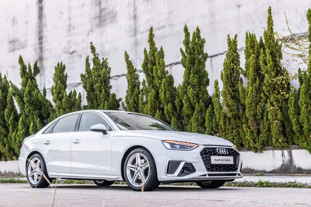 Audi A4 Sedan 2020 Test Drive Day