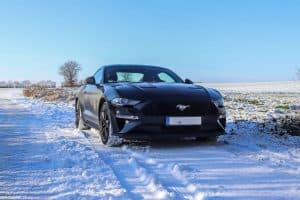 Read more about the article Is The Ford Mustang Rear Wheel Drive Or AWD?