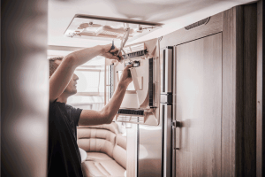 Read more about the article RV AC Fan Not Working – What To Do?
