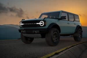 Read more about the article Does The Ford Bronco Come With Leather Seats?