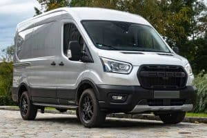 Read more about the article Can You Stand Up In A Ford Transit? Would It Make A Good Camper?