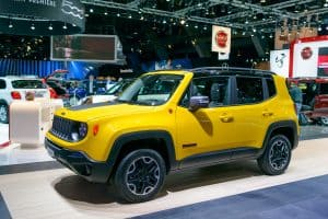 Read more about the article How Big Is A Jeep Renegade?