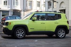 Read more about the article How Much Can A Jeep Renegade Tow?