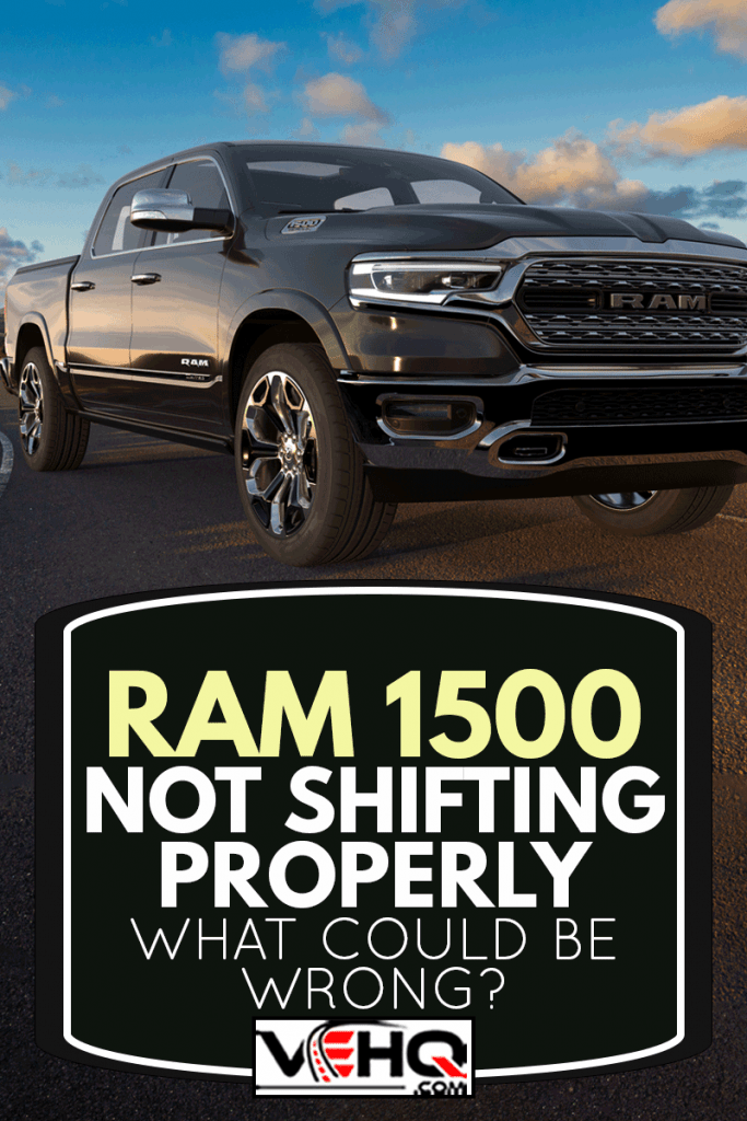 A gorgeous Dodge ram 1500 parked on the side of the road,Ram 1500 Not Shifting Properly - What Could Be Wrong?