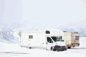 Read more about the article How To Keep The RV's Grey Water Tank From Freezing