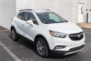 Read more about the article How Big Is A Buick Encore?