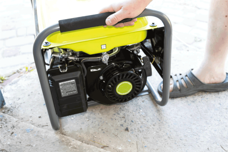 How To Check The Oil In A Troy Bilt Generator