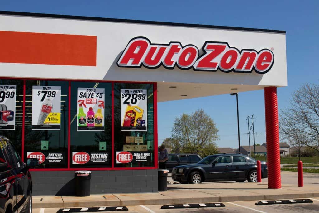 AutoZone Retail Store. AutoZone is a retailer and distributor of automotive parts.