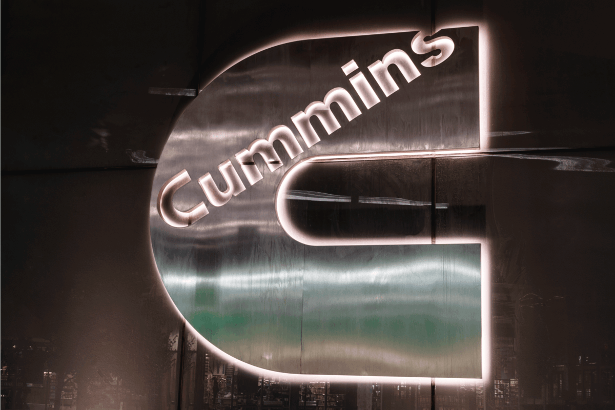 Cummins distribution headquarters. Cummins is a Manufacturer of Engines and Power Generation Equipment