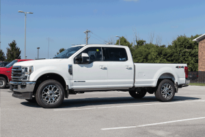 Read more about the article Can You Convert An F250 To An F350? [Pros, Cons, And How To]