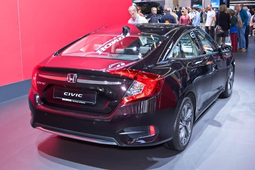Honda Civic at the Frankfurt International Motor Show