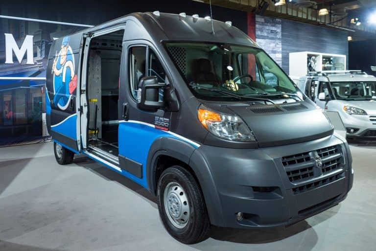 Ram 2500 Promaster on display during the 2018 New York International Auto Show held, Does The Ram ProMaster Come In 4X4 Or AWD?