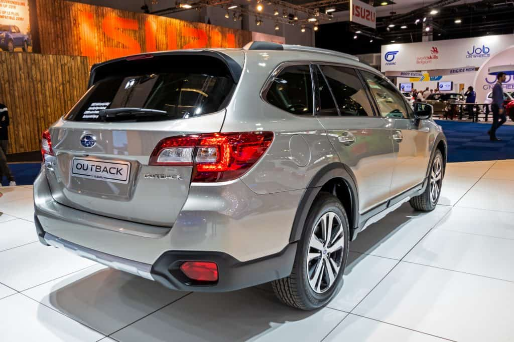 Subaru Outback car