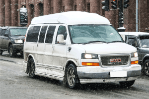 Read more about the article What Is The Weight Of A GMC Savana?