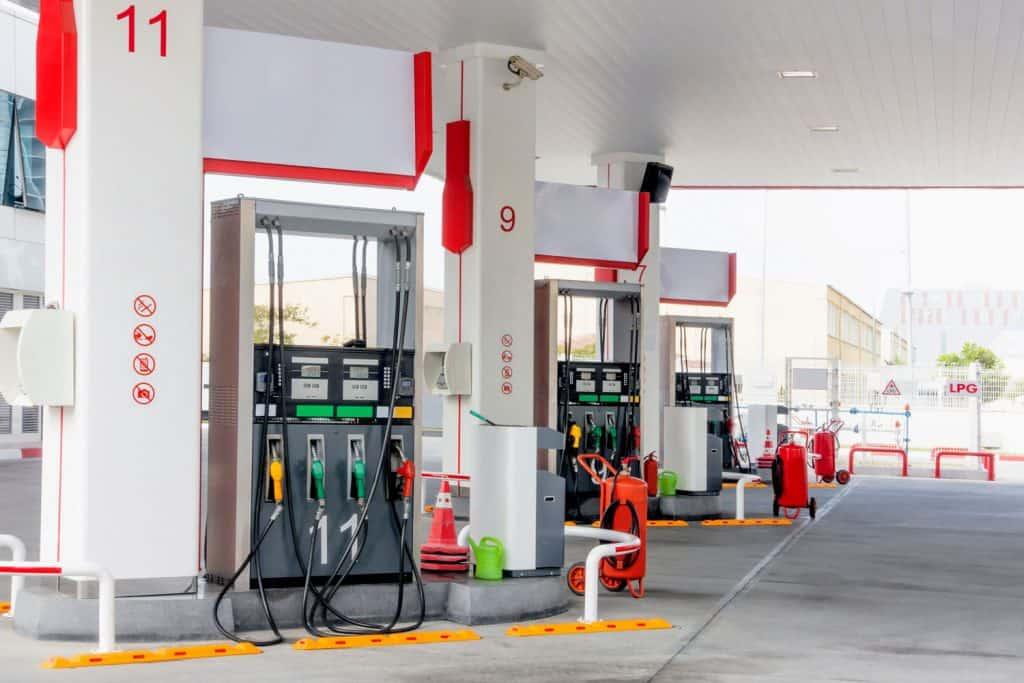 trademark clean gas station