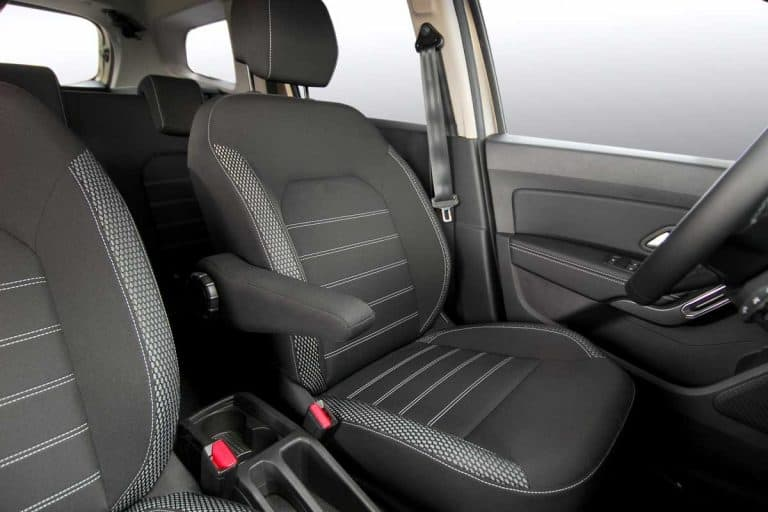Front seats of a modern passenger car, 5 Types Of Car Seat Materials