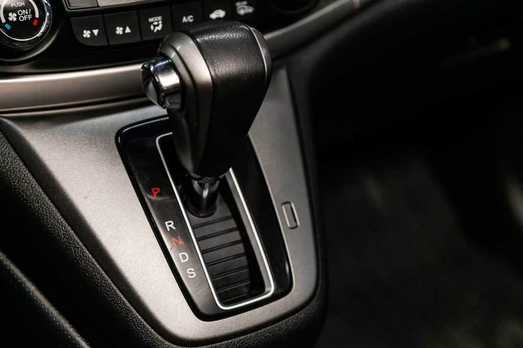Honda gear shift automatic transmission