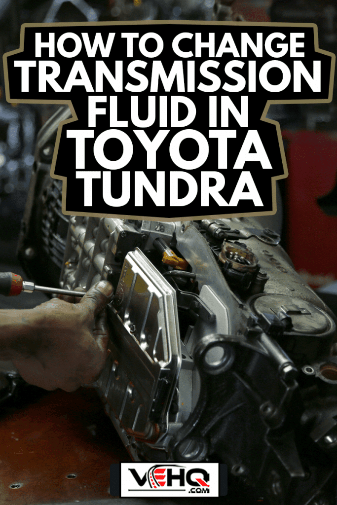 Auto shop owner taking apart his car transmission., Auto shop owner taking apart his car transmission., How To Change Transmission Fluid In Toyota Tundra