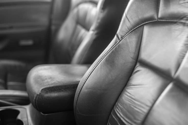 Leather seats in a typical everyday use car, Should You Cover Leather Car Seats?