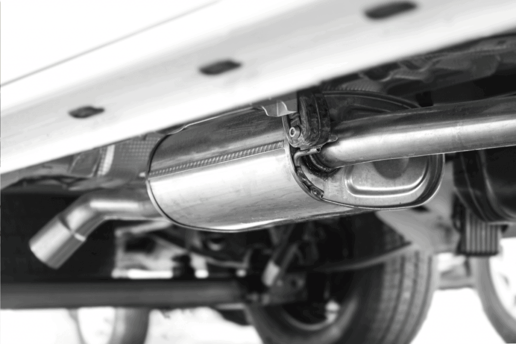 New exhaust system with catalytic converter. How Long Should An Exhaust Pipe Last