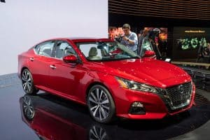 Read more about the article Can You Flat Tow A Nissan Altima? [And How To]