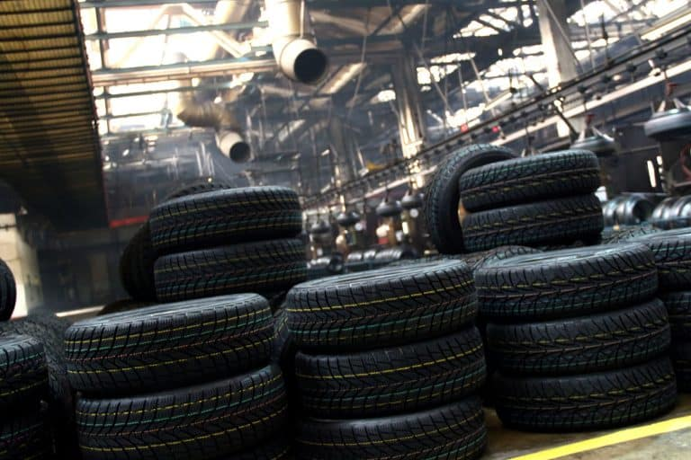 Stacking vehicle tires on the plant floor, Should Tires Be Stored Flat Or Upright?